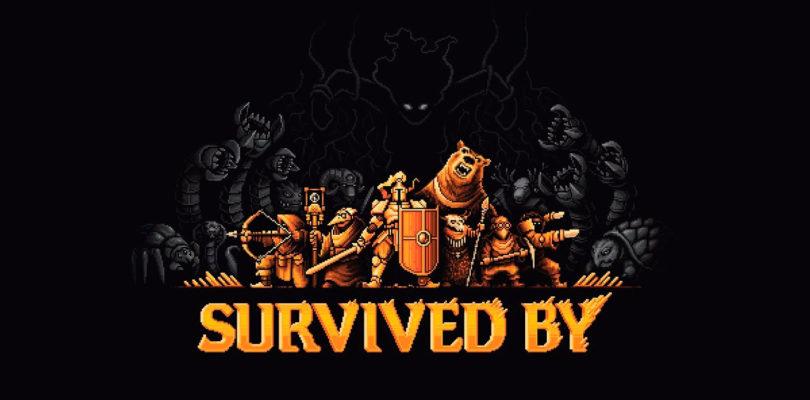 Survived By ya se encuentra disponible desde Steam en acceso anticipado