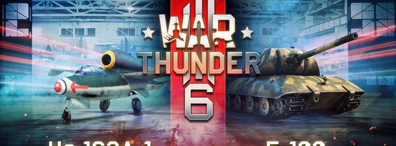 War Thunder celebra su aniversario de 6 años ¡regalando un barco!
