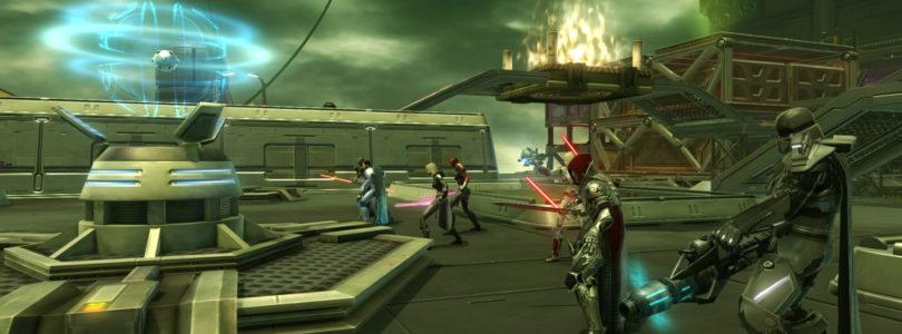 Anunciados los próximos 2 meses de eventos de Star Wars: The Old Republic