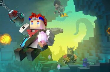 La actualización Crystal Combat de Trove llegará a consolas en febrero