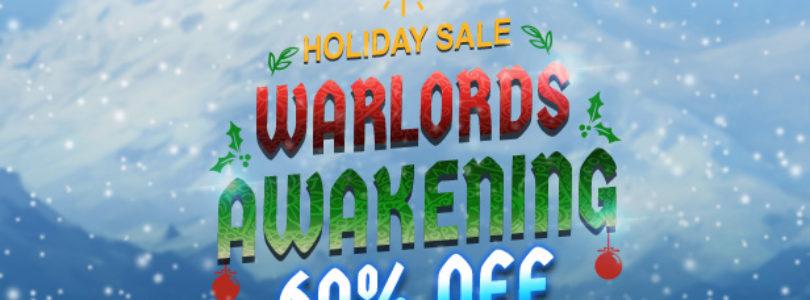 Warlords Awakening rebaja su precio en Steam a 4€ durante la Navidad
