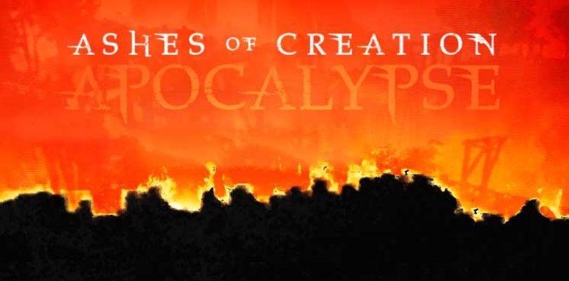 Ashes of Creation: Apocalypse lanza su nueva web y la descarga del cliente – El juego abrirá pronto
