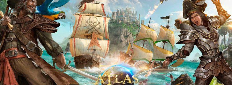 ATLAS es el nuevo MMO survival de piratas de los creadores de ARK: Survival Evolved