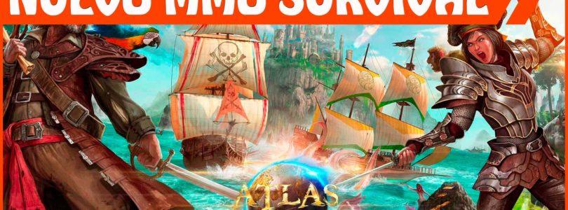 Un vistazo a lo que quiere ofrecer ATLAS, el nuevo MMO survival de los creadores de ARK
