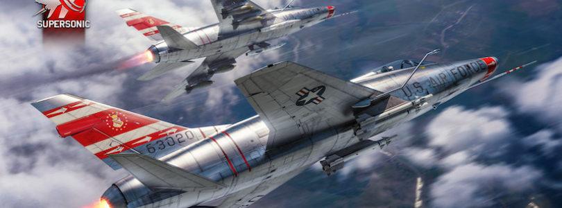 """War Thunder lanza la Actualización 1.85 """"Supersonic"""", su actualización más grande este año"""