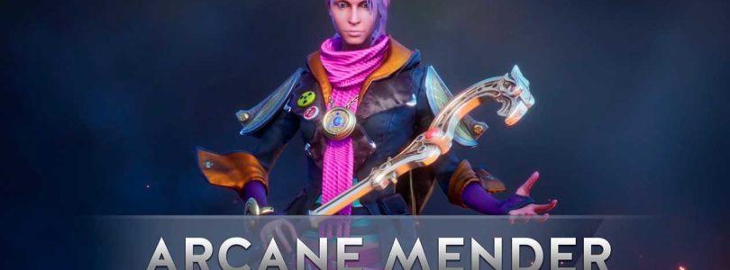 """Breach nos presenta el """"Arcane Mender"""", una de sus clases de soporte"""