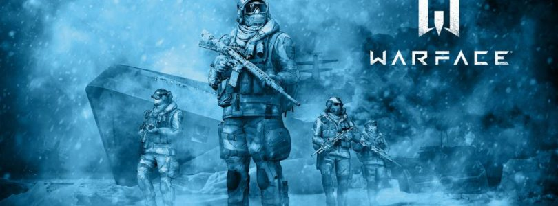 Icebreaker llega a Warface en PlayStation 4 y Xbox One