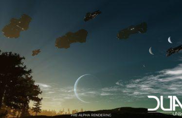 Todos los que apoyaron Dual Universe podrán jugar la alpha en Navidad