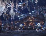 "Monster Hunter World lanza su evento invernal ""Winter Star Fest"""