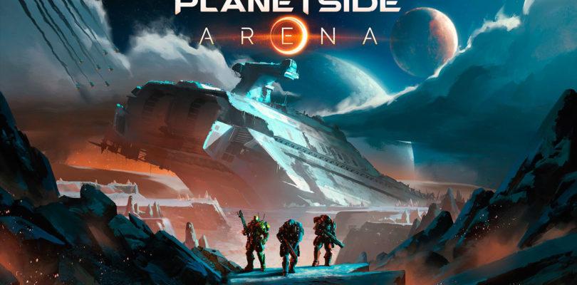 DayBreak presenta PlanetSide Arena, su segundo battle royale
