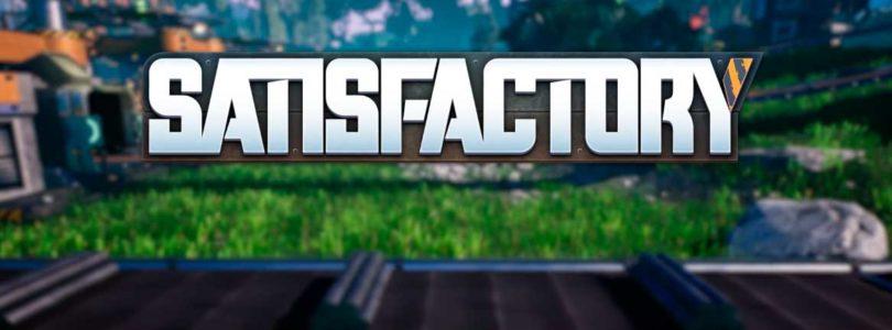 Nuevos gameplays de Satisfactory que llegará en exclusiva a la Epic Store