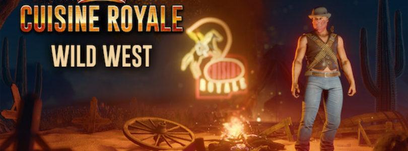 El Salvaje Oeste llega a Cuisine Royale