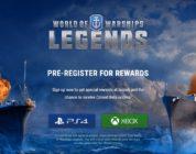 La beta cerrada de World of Warships: Legends llegará a consolas el 21 de diciembre