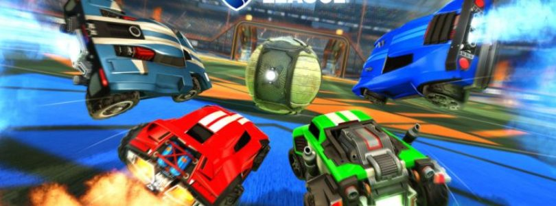 Rocket League en PS4 ya tiene crossplay con PC, Switch y XB1