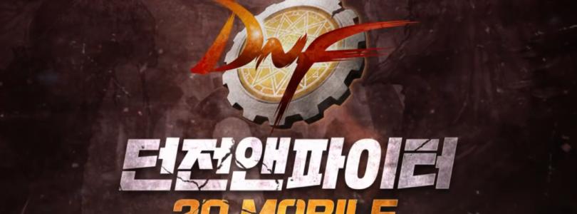 Dungeon Fighter Online llegará a los móviles coreanos muy pronto