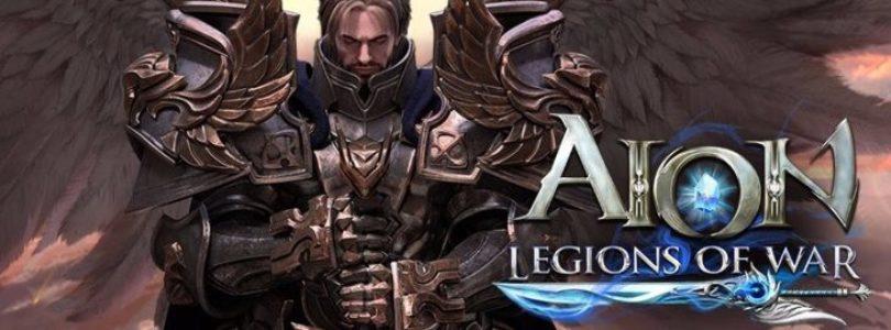 NCSoft lanzará en Occidente Aion: Legions Of War para móviles