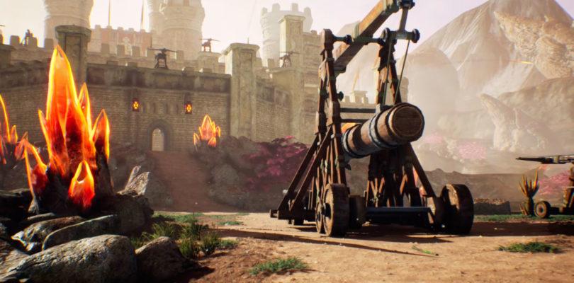 Ashes of Creation Apocalypse nos da un vistazo a los asedios y abre un nuevo fin de semana de pruebas