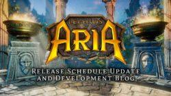 Legends of Aria retrasa nuevamente su salida en Steam