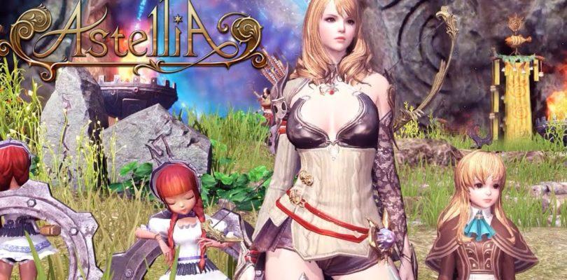 Astellia estará disponible en Steam desde este próximo 30 de enero