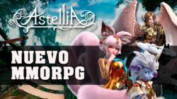 Astellia – Os cuento lo que sabemos de este nuevo MMORPG (Contenidos, fechas, modelo de negocio, …)