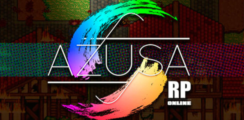 "Azusa RP Online es un nuevo MMORPG 2D ""pixel art"" que aterriza en Steam"