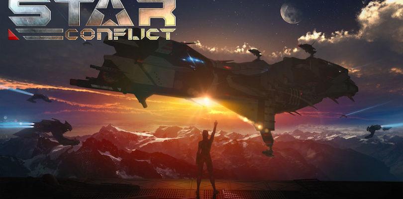 """Star Conflict lanza una actualización centrada en el PvE """"Rise of Giants"""""""