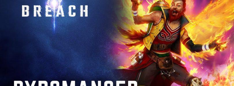 Breach nos enseña al Pyromancer en un nuevo tráiler