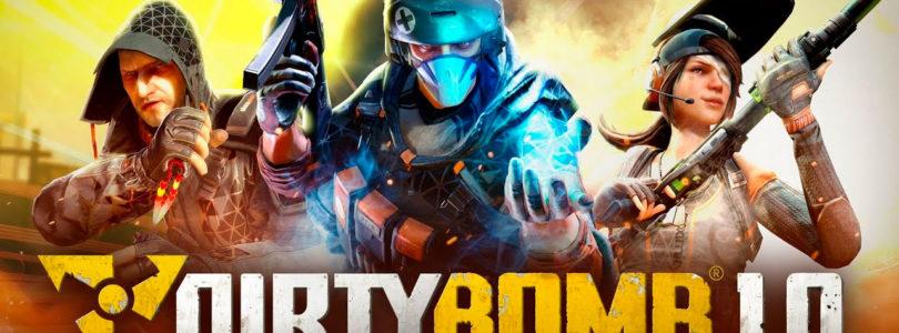El shooter Dirty Bomb elimina todo el sistema de monetización y se vuelve totalmente gratuito