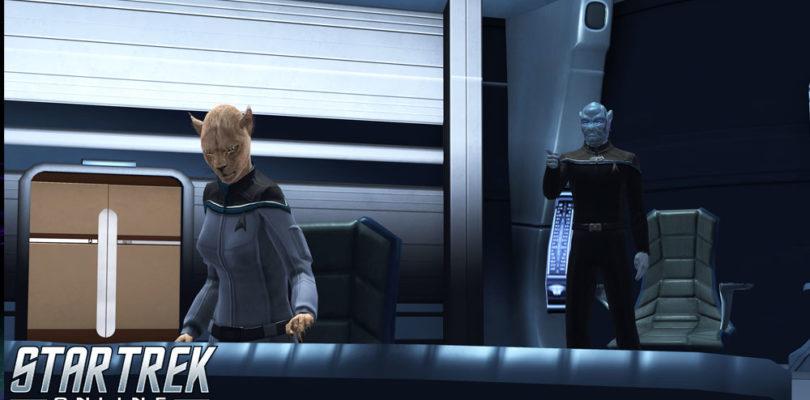 Star Trek Online añade niveles de cuenta con regalos e incremento de estadísticas