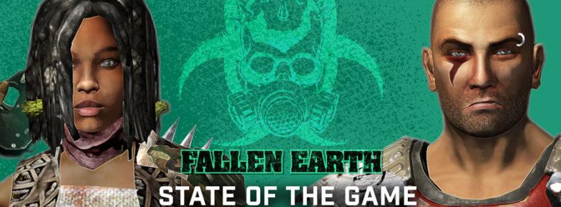 """Fallen Earth seguirá su proceso de """"resurrección"""" durante este 2019"""