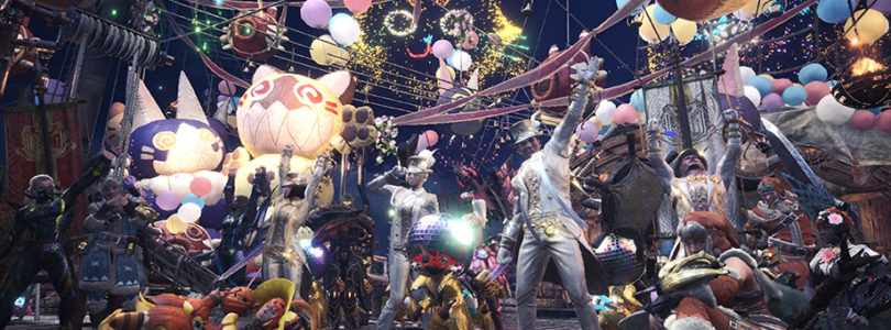 ¡Celebra un año de Monster Hunter World!