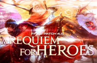 Ya están disponibles las notas de próximo parche de Final Fantasy XIV