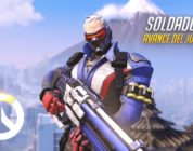Overwatch confirma que Soldado 76 es gay