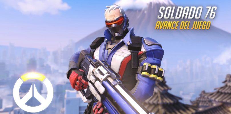 Overwatch confirma que Soldado 76 es gay