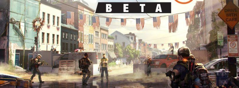 Anunciada la beta privada de The Division 2 para el 7 de febrero