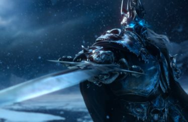 Un fan recrea la cinemática más icónica de WoW: Wrath of the Lich King