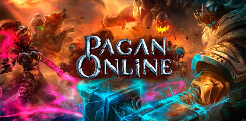 Pagan Online retrasa su próxima beta hasta mediados de febrero