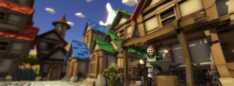 ReWorld es un nuevo sandbox inspirado en Ultima Online y Garry's Mod