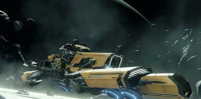 Star Citizen mejora las animaciones de los personajes femeninos y las motos voladores
