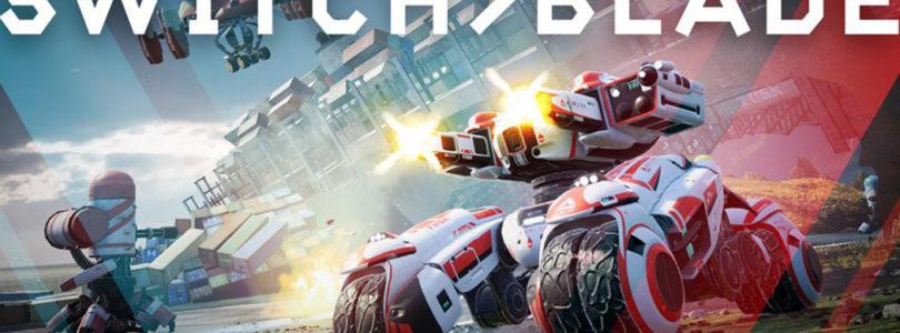 Lucid Games anuncia Switchblade, un moba de coches gratuito