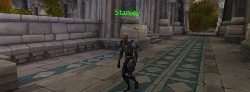 World of Warcraft rinde tributo a Stan Lee con un NPC