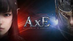 Nexon anuncia el lanzamiento de su MMO para móviles AxE: Alliance vs Empire