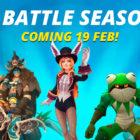 Battlerite añade un pase de batalla para ambas versiones del juego