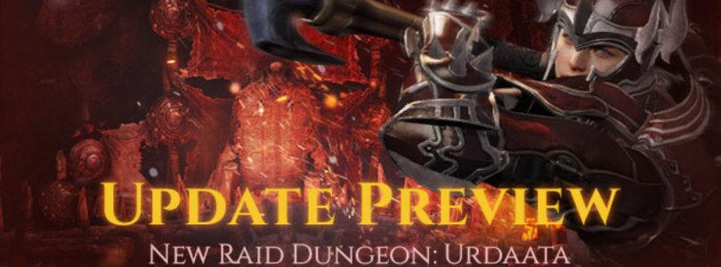 Bless Online nos enseña la mazmorra Urdaata War Fortress que se lanza el 20 de febrero