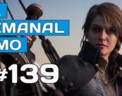 El Semanal MMO episodio 139 – Resumen de la semana en vídeo