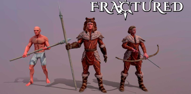 Fractured nos habla de lo que han avanzado en 2018 y del futuro de este MMORPG
