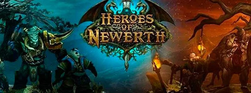 El mítico MOBA Heroes of Newerth recibe su última gran actualización