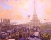 Ya está disponible el mapa París en Overwatch