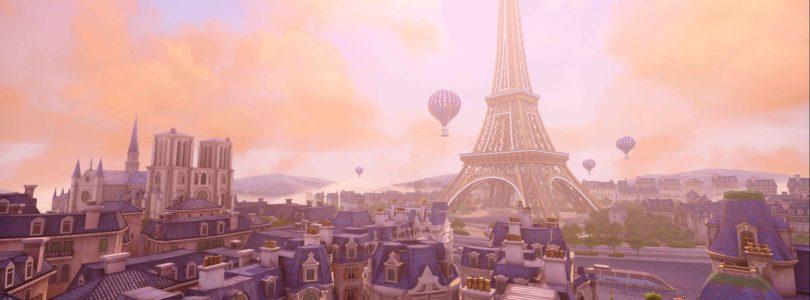 Ya está disponible el mapa París en Overwatch