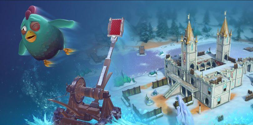 Realm Royale añade catapultas que nos lanzarán por los aires